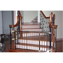 Cardinal Wrought Iron Decor Dog Gate - Bronze 961-WI-30-BZ - $130.34