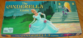 CINDERELLA GAME THE CINDERELLA GAME 1987 CADACO STORYBOOK CLASSIC COMPLETE  - $20.00