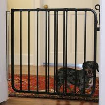 Cardinal Auto Lock Pet Gate - Black 961-MG-15-B - $88.37