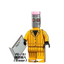 Super Heroes - Building Block Figures Toys Children PG191 - $0.99