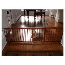Cardinal Step Over Pet Gate - Walnut 961-SGWA - $82.46