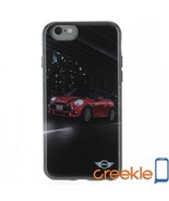 "Licensed Mini Cooper TPU Case STREET CARS for iPhone 6 (4.7"") (Black & Red) - $29.99"