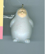 Krinkles Mini Bunny Christmas Easter Ornament  Patience Brewster  Dept 5... - $9.99