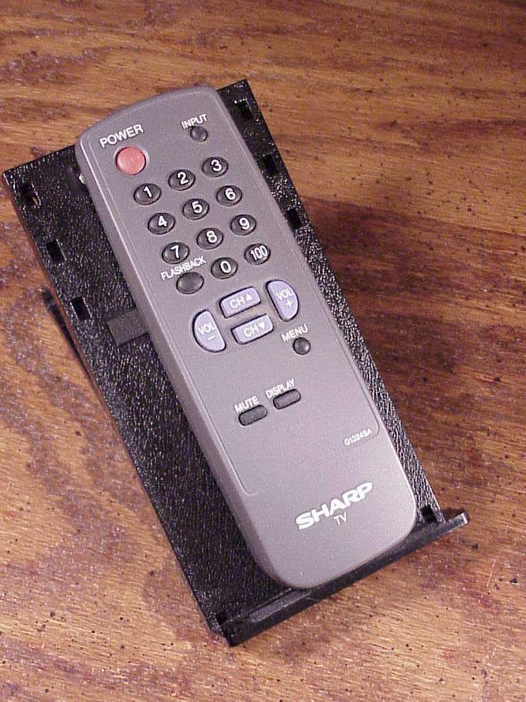 Sharp TV Remote Control, no  G1324SA, used, and 50 similar items