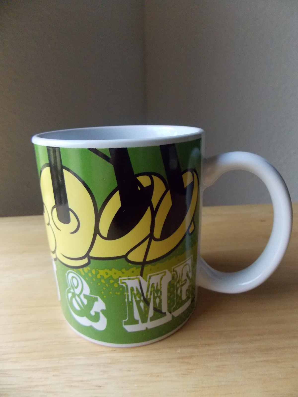 Disney Mickey & Minnie Mouse You & Me Coffee Cup