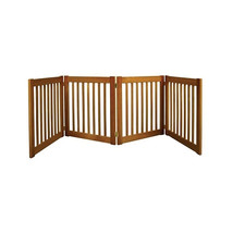 Dynamic Accents Four Panel EZ Pet Gate - Small/Artisan Bronze 961-42621 - $220.00