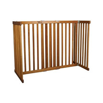 Dynamic Accents Free Standing Pet Gate - Large Tall/Artisan Bronze 961-4... - $229.00