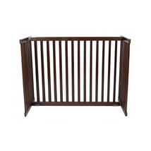 Dynamic Accents Free Standing Pet Gate - Large Tall/Mahogany 961-42301 - $229.00