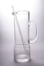 Crystal Martini Pitcher Imported from Romania part of the Arctic Coll 9829 - $40.00