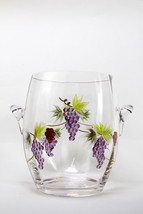 Crystal Champagne Cooler Imported from Romania part of the Bacchus 2430 - $64.35