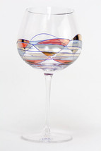 Crystal Balloon Goblet Imported from Romania part of the Milano Collecti... - $105.00