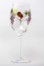Crystal Wine Goblets Imported from Romania part of the Bacchus 2400 - $96.03