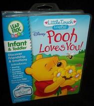 """LeapFrog Baby LittleTouch """"Pooh Loves You!"""" - C... - $14.99"""