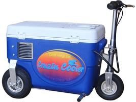 Cruzin Cooler Cooler Scooter 300w Blue - ₨38,575.27 INR