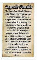 Necklace - Sagrada Familia Medal & Holy Card - LH125.1092FA image 3