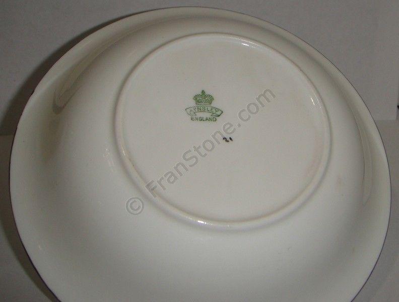 Aynsley baby bowl nursery rhyme feeding dish image 4