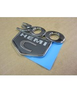 One 1 Genuine 2005-2010 Chrysler 300 Hemi C Nameplate Emblem Badge LH or... - $44.54