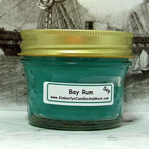 Bay Rum PURE SOY 4 oz. Jelly Jar Candle - $5.50