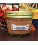 Autumn Spice PURE SOY 4 oz. Jelly Jar Candle - $5.50