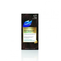 PHYTOCOLOR Sensitive Permanent Color Shade 6.77 Light Brown Cappuccino - $28.00