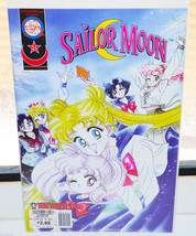 BRAND NEW Mixx Sailor Moon comic 21 manga Naoko Takeuchi Sailormoon girl... - $9.89