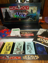 Star Wars Classic Trilogy Edition  Monopoly - $24.99