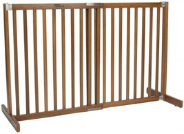 Dynamic Accents Free Standing Pet Gate - Small Tall/Artisan Bronze 961-4... - $179.00