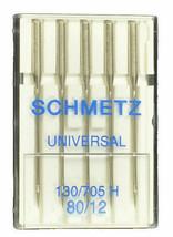 SCHMETZ Universal Sewing Machine Needles Size 12 - $5.59