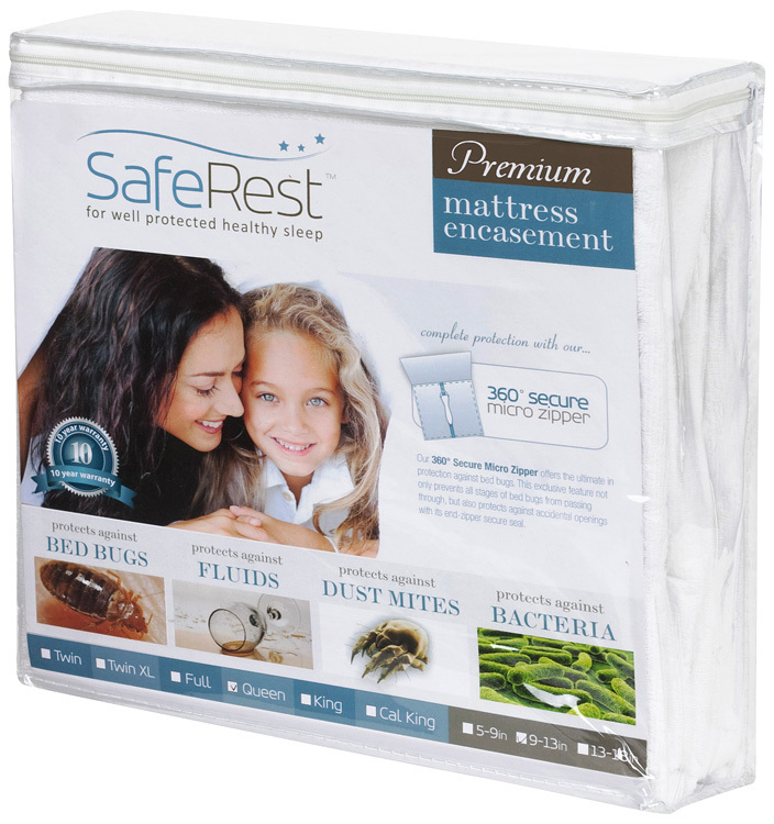 Bed Bug Proof Mattress Cover Uk
