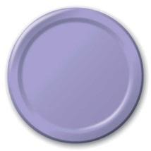 Creative Converting Dinner Plates 24 Count 10 - 1/4 Inch Diameter Lavender - $5.49