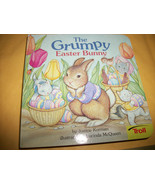Troll Board Book Holiday Grumpy Bunny Rabbit Easter Story Basket Filler ... - $5.49