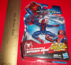 Spiderman Action Figure Toy Spider-Man Ultra Po... - $9.49