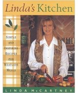 Linda's Kitchen: Simple & Inspiring Recipes for Meatless Meals (used pap... - $10.00