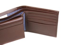 Tommy Hilfiger Men's Premium Leather Credit Card ID Wallet Passcase 31TL220061 image 15