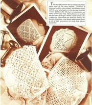 HEIRLOOM BONNETS & COUNTRY CATS AFGHAN CROCHET PATTERNS - $4.99