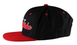Rocksmith Black Red Love Me Some black Chicks Snapback Baseball Hat Cap NWT image 5