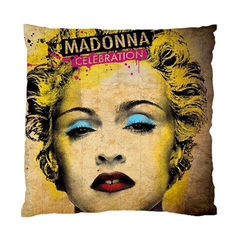 Madonna Celebration  Cushion Cover Throw Pillow Case (Two Sided)