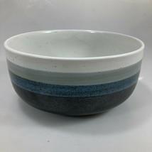 "Otagiri Midnight Vegetable Serving Stoneware Bowl Blue Gray 7.5 x 3.5"" J... - $45.57"