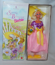 Barbie Doll Avon Spring Blossom Special Edition 1995 Mattel #15201 NIB 7U - $15.99