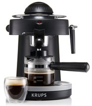 NEW KRUPS XP100050 Steam Espresso Machine with Frothing Nozzle for Cappu... - $579.99