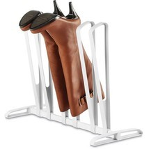 NEW Whitmor 6499-4342 Three Pair Boot Organizer... - $17.99