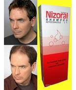 100ml NIZORAL 2% Ketoconazole Hair Loss Anti Dandruff Fungus Dermatitis ... - $18.99