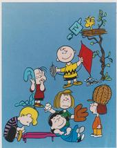Peanuts Charlie Brown Comic Strip 7C Vintage 8X10 Color TV Memorabilia P... - $4.99