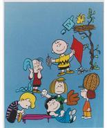 Peanuts Charlie Brown Comic Strip 7C Vintage 8X10 Color TV Memorabilia P... - $4.99