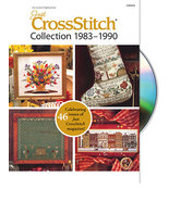 Just Cross Stitch 1983-1990 Collection DVD  - $45.00