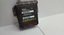 Engine ECM 201 Type Electronic Control Module Fits 90-93 MERCEDES 190 531138 - $131.67