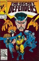 Marvel THE SECRET DEFENDERS #1 NM- - $1.29