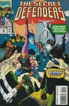 Marvel THE SECRET DEFENDERS #10 NM- - $1.29