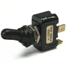 Off / On / On 20 Amp Sand Sealed Toggle Switch With Tab Terminals (Pack of 5 Swi - $97.95