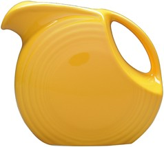 Fiesta Large Disc Pitcher Marigold  - $145.00